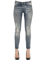 Faith Connexion Vintage Effect Cotton Denim Jeans