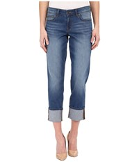 Cj By Cookie Johnson Witness Cuffed Slouchy Jeans In Rose Marie Rose Marie Women's Jeans Blue