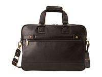 Bosca Taconni Stringer Bag Black Briefcase Bags