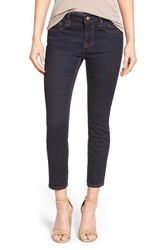 Women's Vigoss High Rise Crop Skinny Jeans Rinse