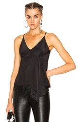 Calvin Rucker For Fwrd Everybody Wants You Top In Black