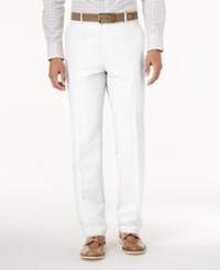 Inc International Concepts Men's Nevin Dress Pants Only At Macy's White