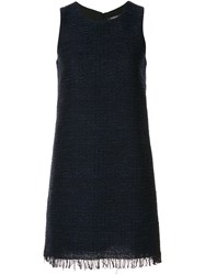 Andrew Gn Tweed Shift Dress 60