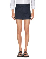 Fred Perry Shorts Dark Blue