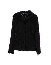 Molly Bracken Suits And Jackets Blazers Women Black
