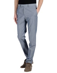 Hardy Amies Casual Pants Blue