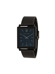 Larsson And Jennings Norse Milanese Watch Black