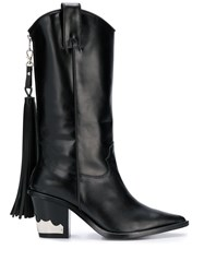 Toga Pulla Pointed Cowboy Boots 60