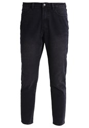 Vila Vikanma Slim Fit Jeans Black