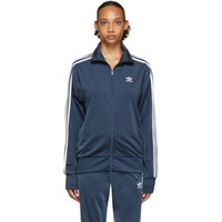 Adidas Originals Blue Firebird Track Sweater