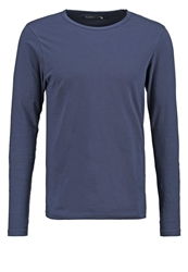 Jack And Jones Jack And Jones Jjbasic Long Sleeved Top Navy Blue
