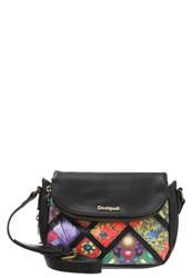 Desigual Breda Indiana Across Body Bag Multicolor Multicoloured