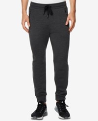 32 Degrees Men's Performance Jogger Pants Heather Black