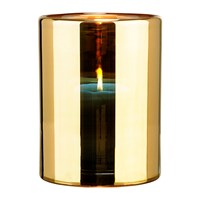 Skogsberg And Smart Hurricane Lamp Medium Gold