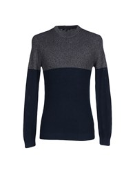 Surface To Air Knitwear Jumpers Men Grey