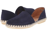 Eric Michael Olivia Navy Women's Shoes