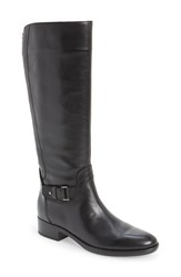 Women's Geox 'Felicity' Adjustable Shaft Tall Riding Boot 1 1 4' Heel