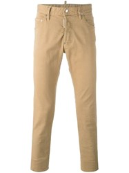 Dsquared2 Cool Guy Jeans Nude Neutrals