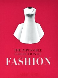 Assouline The Impossible Collection Of Fashion Book Red