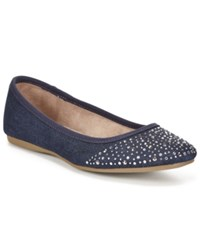 Styleandco. Style And Co. Angelynn Flats Women's Shoes Denim