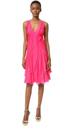 Wgaca Celine Sleeveless Dress Previously Owned Pink