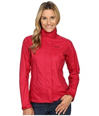 Marmot Precip Jacket Persian Red Women's Jacket