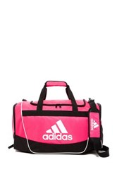 Adidas Defender Ii Medium Duffel Bag Pink