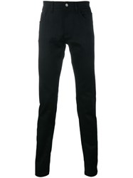 Dolce And Gabbana Slim Fit Jeans Black