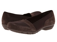 Skechers Relaxed Fit Career 9 To 5 Chocolate Women's Flat Shoes Brown