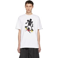 Vans White Disney Edition Mickey's 90Th Birthday T Shirt