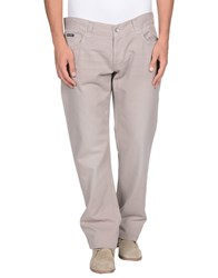 Dolce And Gabbana Trousers Casual Trousers Men Dove Grey