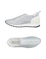 Cult Sneakers Silver