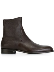 Mr. Hare 'Trane' Ankle Boots Brown