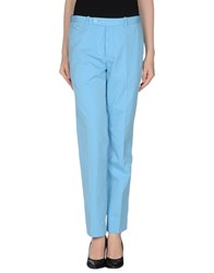 Carven Trousers Casual Trousers Women Azure