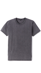 Surface To Air Washed Out T Shirt Black