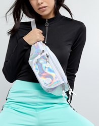 Hype Holographic Fanny Pack Multi