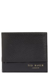 Ted Baker Men's London Mixdup Leather Wallet