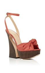 Charlotte Olympia Vreeland Sandal Red