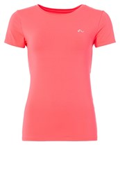 Only Play Onpclaire Basic Tshirt Hot Pink