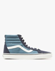 Vans Sk8 Hi Reissue 2 Tone Parisian Night