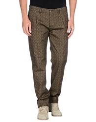 Lardini Trousers Casual Trousers Men Khaki