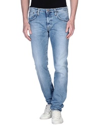 People Denim Pants Blue