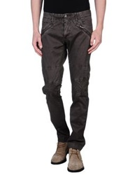 Gaudi' Casual Pants Dark Brown