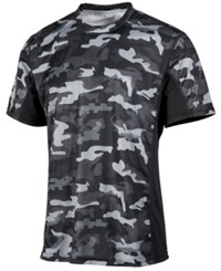 Ideology Id Men's Performance Camo Print T Shirt Only At Macy's Black