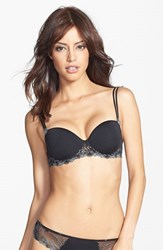 Women's Simone Perele 'Delice 3D' Molded Underwire Demi Bra Moonlight