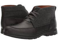 Caterpillar Carnaby Canvas Black Men's Lace Up Boots