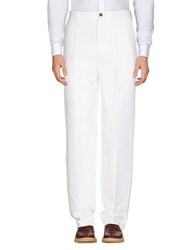 Brooks Brothers Casual Pants White
