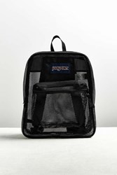 Jansport Mesh Backpack Black