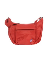 K Way Under Arm Bags Red
