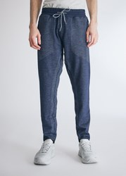 Asics Reigning Champ Engineered Pant In Midnight Size Small Spandex